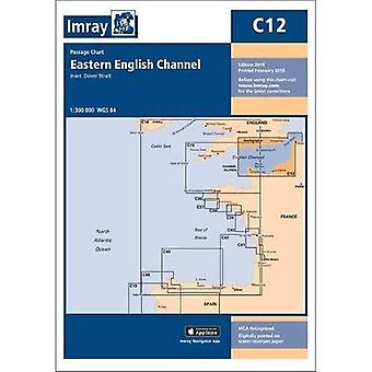 Chart C12: Eastern English Channel Passage Chart (C Charts)