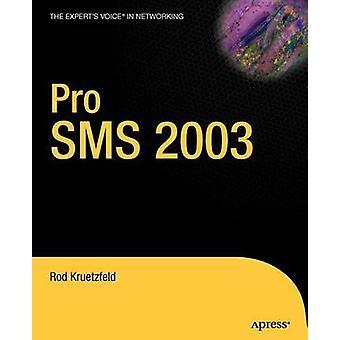 برو SMS 2003 قبل كروتزفيلد & رود