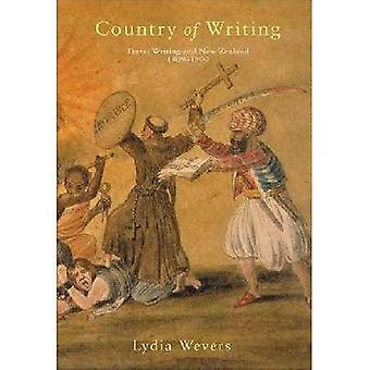 Land av handstil: skriva resor och reseberättelser om nya Zeeland 1809-1935