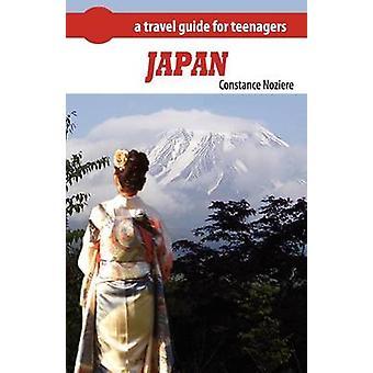 Japón a Guía de Japón para adolescentes por Noziere y Constanza