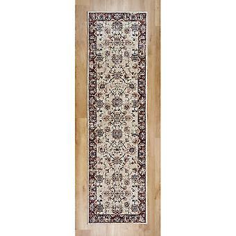 Alhambra Runner 6549A i elfenben elfenben