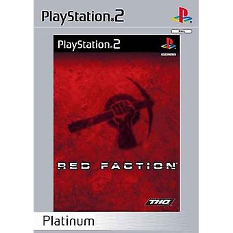 Red Faction Platinum - Factory Sealed