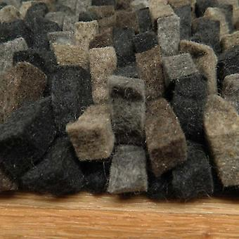Rugs -Crush - Charcoal