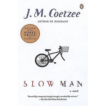 Slow Man by J M Coetzee - 9780143037897 Book