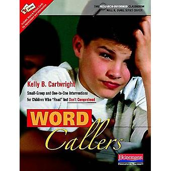 Word Callers - Small-Group and One-To-One Interventions for Children W