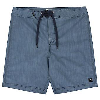 Passagier-Linear-Shorts teal