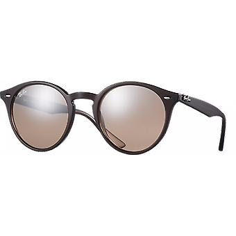 Ray - Ban RB2180 Medium Brown Brown Gradient gespiegelt