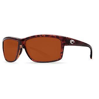 Costa Del Mar Mag Bay polarizado gafas de sol Tortoise - AA-10 OCGLP