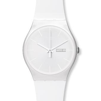 Swatch ribelle bianco Herrenuhr (SUOW701)
