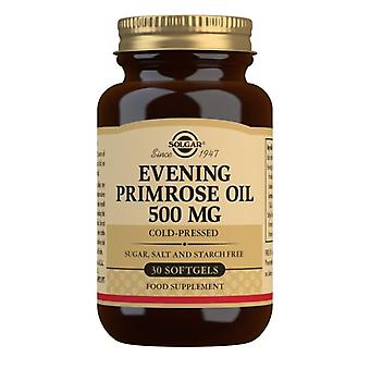 Solgar Evening Primrose Oil 500mg Softgels 30 (1040)