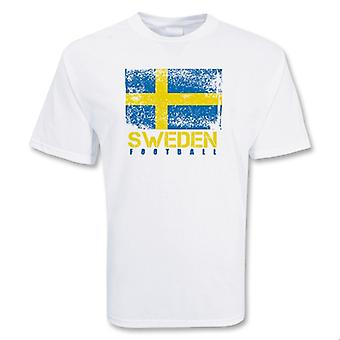 Schweden Fußball-T-Shirt