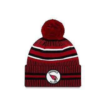 New Era Nfl Arizona Cardinals 2019 Sideline Home Sport Knit