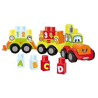 Smoby Abrick Maxi Train (Babies and Children , Toys , Constructions)