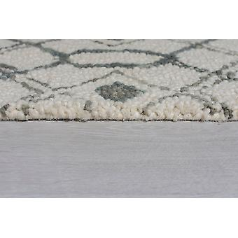Nappe Pietro Grey  Rectangle Rugs Traditional Rugs