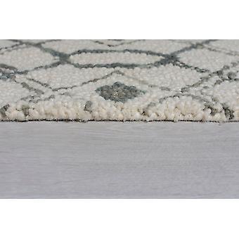 Tapetes tradicionais dos tapetes cinzentos do retângulo de nappe Pietro