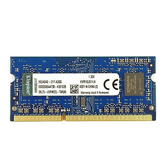 Kingston KVR16LS11 4 GB 1600 MHz DDR3-PC3-12800 RAM-hukommelse