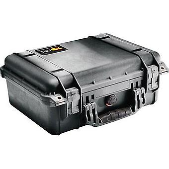 PELI Outdoor case 1450 15 l (W x H x D) 409 x 154 x 260 mm Black 1450-000-110E