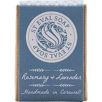 St Eval Candle Rosemary & Lavender Scented Soap