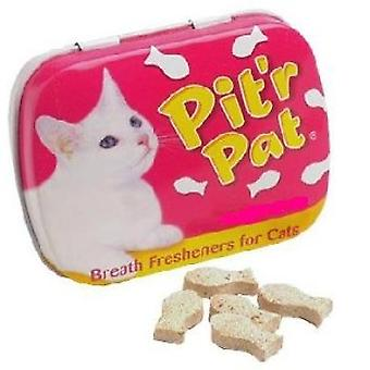 Pit r Pat Cat Breath behandler 12gm