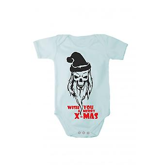 T-shirt with print baby Bodysuit body Christmas merry Christmas gift