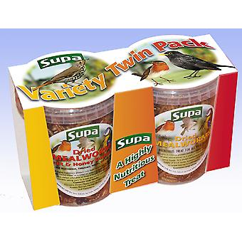 Supa Wild Bird Treats Twin Pack