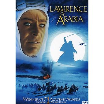 Lawrence of Arabia [DVD] USA import