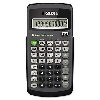 Texas grundlegende wissenschaftliche Taschenrechner mit 10 Ziffern-Anzeige (TI30XA)