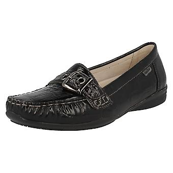 Van Dal Loafer Style Flat Slip On Shoes
