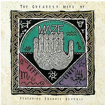 Maze & Frankie Beverly - Maze & Frankie Beverly: Vol. 1-Lifelines [CD] USA import