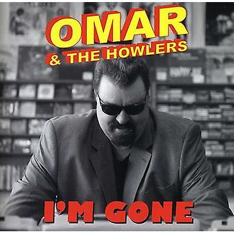Omar & Howlers - jeg er borte [CD] USA import