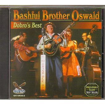 Oswald Bashful Brot - Dobro's Best [CD] USA import