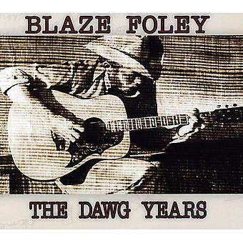 Blaze Foley - Dawg jaar [CD] USA import