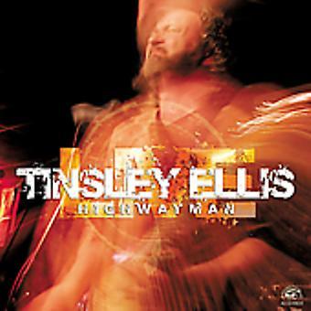 Tinsley Ellis - Live! Räuber [CD] USA import