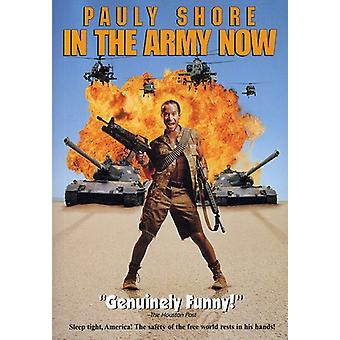 In the Army Now [DVD] USA import