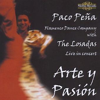 Paco Pena - Arte Y Pasion [CD] USA import