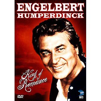 Englebert Humperdinck - Englebert Humperdinck: King of Romance [DVD] USA import