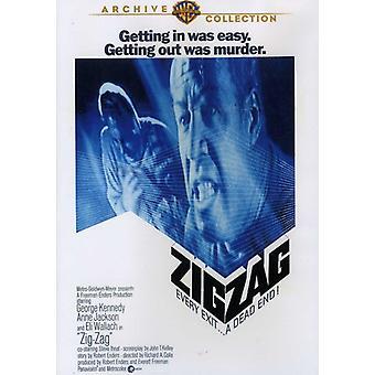 Zig Zag (1970) [DVD] USA import