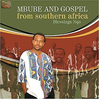 Blessings Nqo - Mbube & Gospel From Southern Africa [CD] USA import