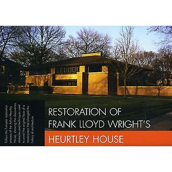 Restaurering af Frank Lloyd Wright [DVD] USA importerer