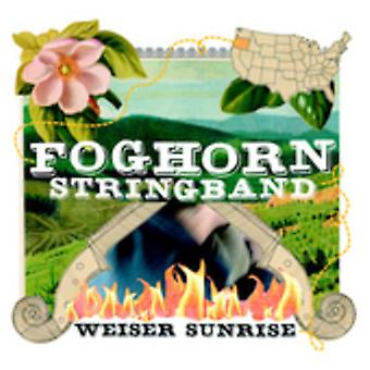 Foghorn Stringband - Weiser Sunrise [CD] USA import