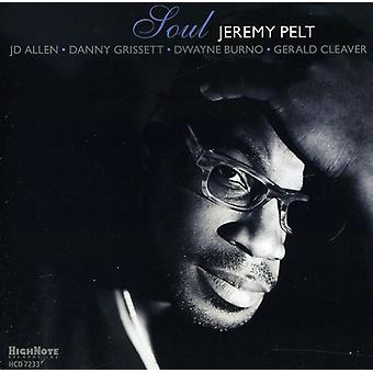 Jeremy Pelt - Seele [CD] USA import