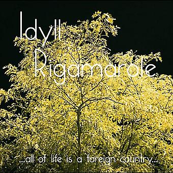 Sielanka Rigamarole - całe życie jest import USA obcym kraju [CD]