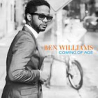 Ben Williams - kommer av ålder [CD] USA import