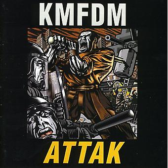 KMFDM - Attak [CD] USA import