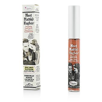 TheBalm Meet Matt Hughes Long Lasting Liquid Lipstick - kärleksfull 7.4ml/0.25oz