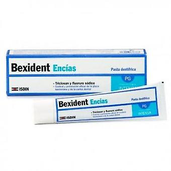 Isdin Bexident Gums Tooth Gel With Triclosan 125 ml