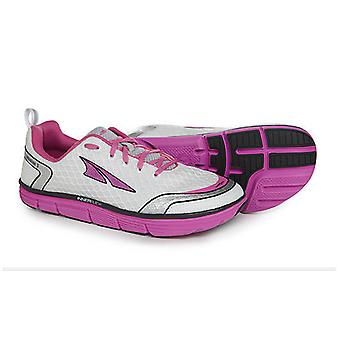 Altra Intuition 3.0 Womens Shoes Silver/Pink