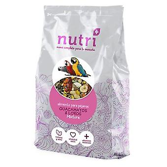 Nutriplus Big Mixtura Macaw Parrot And conFruta 3.3 Kg Approx. (Vogels , Voeding)