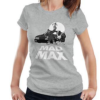 Mad til Max Sam og Max kvinder T-Shirt
