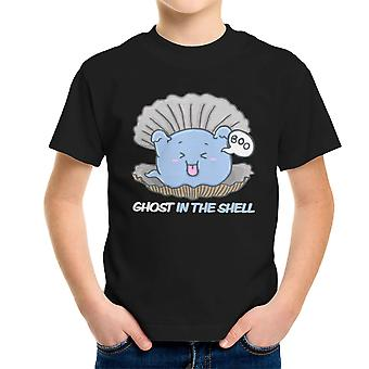 Ghost In The Shell parodie Kid's T-Shirt